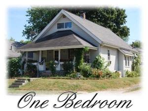 1 Bedrooms